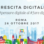 Crescita Digitale – Dal #pensare digitale al #fare digitale